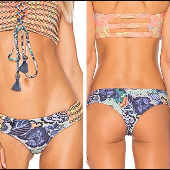 MAAJI Thats a Wrap Chi Chi Brazilian bikini Bottom